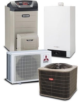 Home Heating Systems from Weil-McLain Mitsubishi Bryant